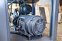 Винтовой компрессор 55 кВт, 8.7 м3, 10 Бар Crossair CA 55-10 GA, фото 5