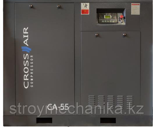 Винтовой компрессор 55 кВт, 8.7 м3, 10 Бар Crossair CA 55-10 GA