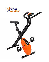 Складной велотренажер Smart JC-406 до 100 кг