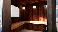 Баня для домов отдыха, гостевых домов, турбаз