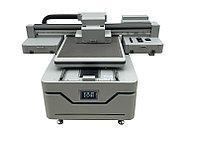 BH-6090UV. Головы Epson TX800 3 шт. + Поворотная ось