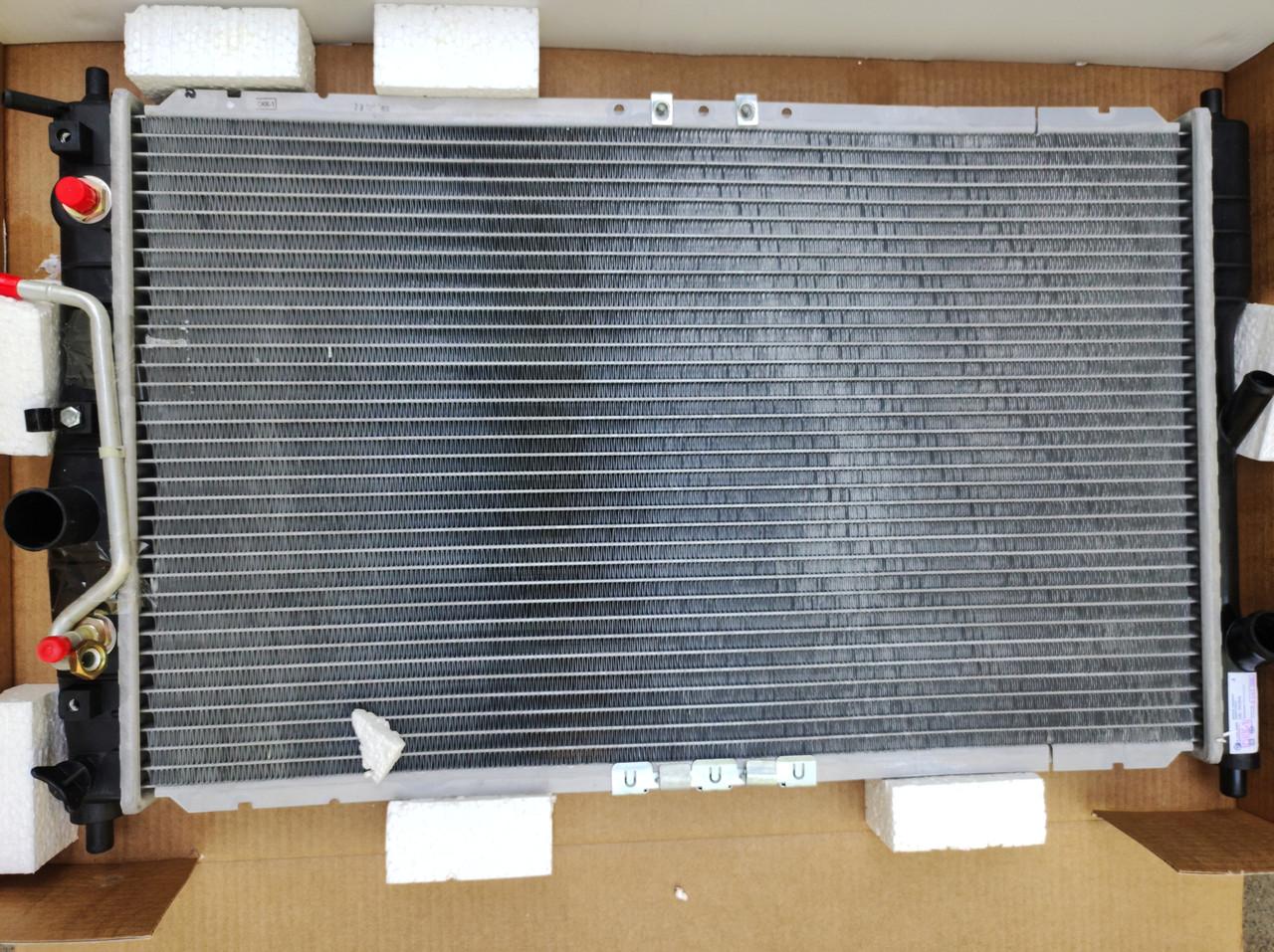 Радиатор системы охлаждения Заз Шанс 1.4