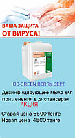 Антибактериальное мыло BC-Green Berry Sept 5л.