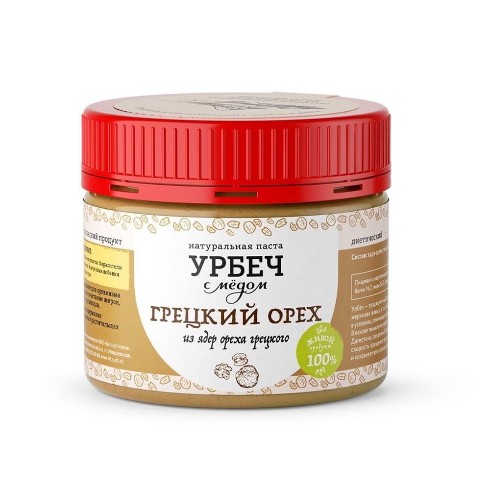 Диетический Урбеч Грецкого ореха, 100 гр