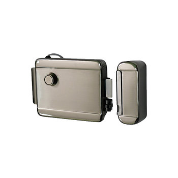 Накладной электромеханический замок Smartec ST-RL073SI-SS для работы в уличных условиях