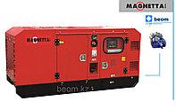 Дизельный генератор 40 кВт 380В в тихом кожухе D40E3 MAGNETTA