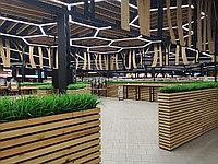 Озеленение искусственной травой