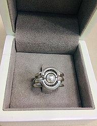 "Кольцо ""Cocco"" / бижутерия Ciclon - 18,5 размер"