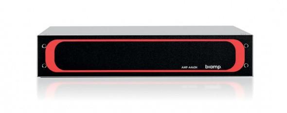Аналоговый усилитель, 4 канала по 60 Вт или 2 x 120 Вт (может работать на линию напряжением 70/100 В) AMP-A460