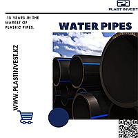 Полиэтиленовая водяная труба д. 560 SDR 27, 6