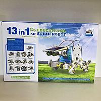 Конструктор 13 в 1 для создания 13 самодельных роботов