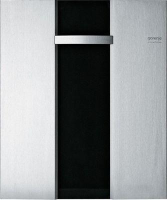 Декоративная панель Gorenje  DFG 2072 P2B для стиральной машинки стальной