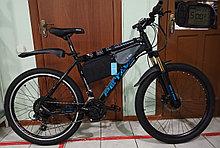 """Электровелосипед  48v 500w (max 1000w), аккум. Li-ion 48v 20 A/H. Гидравлика. Колеса 26"""""""
