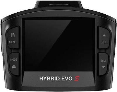 Видеорегистратор SilverStone F1 Hybrid Evo S, черный