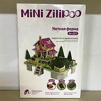 Уютная ферма Mini Zilipoo 3 Д пазл Собери что-то удивительное