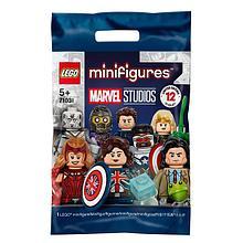 71031 Lego Минифигурка Супергерои Marvel (неизвестная, 1 из 12 возможных)