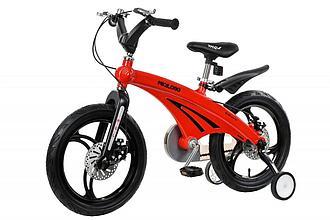 """Детский велосипед Miqilong GN - 16"""" Красный"""