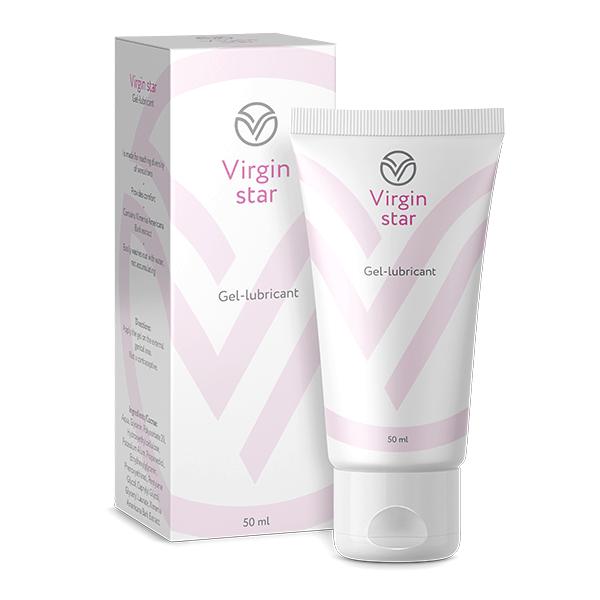 Virgin Star — крем-гель для сокращения мышц влагалища