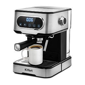 Кофеварка рожковая Kitfort KT-765