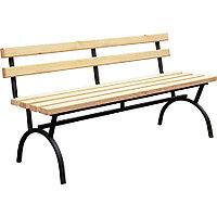Садово-парковые скамейки