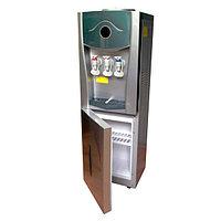 Кулер для воды напольный со шкафчиком Almacom WD-SСО-1AF, серый