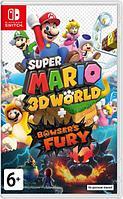 Super Mario 3D World + Bowser's Fury NS