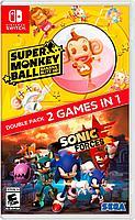 Sonic Forces + Super Monkey Ball Banana Blitz HD Double Pack NS