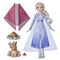Disney Frozen: ИГРОВОЙ НАБОР ХОЛОДНОЕ СЕРДЦЕ 2 ЭЛЬЗА У КОСТРА
