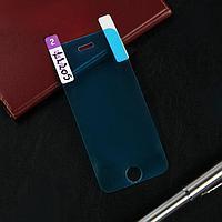 Защитное стекло Krutoff, для iPhone 5/5S/5C/SE, гибридное, полный клей