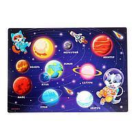 Доска для лепки А4 'Изучаем космос'
