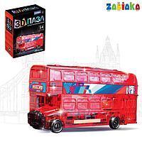 Пазл 3D 'Лондонский автобус', МИКС