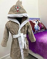 Детский банный халат, фото 3