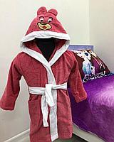 Детский банный халат, фото 5