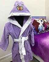 Детский банный халат, фото 2
