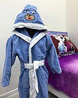 Детский банный халат, фото 4