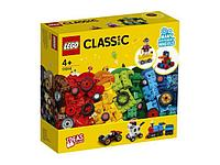 Lego 11014 Классика Кубики и колёса