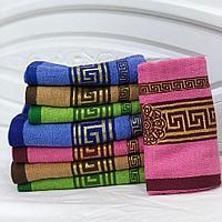 Лицевое полотенце Versace, фото 2
