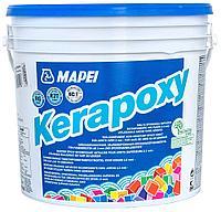 Эпоксидный шовный заполнитель kerapoxy затирка Mapei 100 (белый)