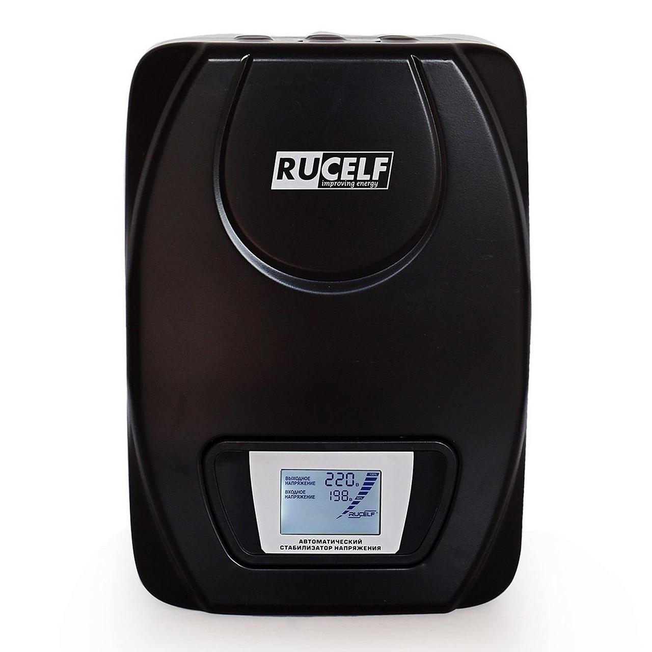 Настенный стабилизатор напряжения RUCELF сервоприводный SDW II-12000-L