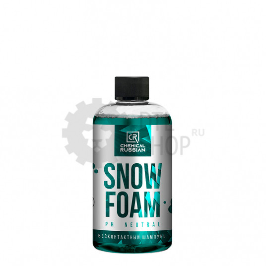 Snow Foam PreWash - РН нейтральный бесконтактный шампунь, 500 мл, CR886, Chemical Russian