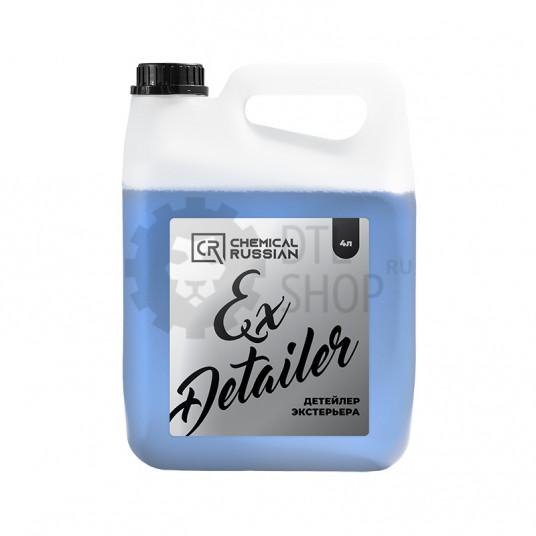 EX Detailer - Детейлер экстерьера, 4 л, CR859, Chemical Russian