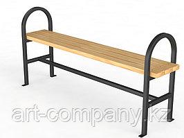 Скамейки без спинки