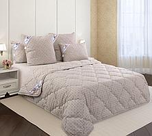 """ТексДизайн Одеяло льняное волокно легкое """"Лен + Хлопок"""" 200х220 см"""