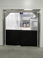 Двери маятниковые для морозильных камер любого размера