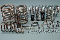Пружины на разные типы оборудования различных размеров и диаметров