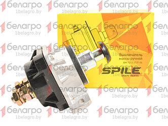 ВМ-1212.3737-04 Выключатель массы МТЗ (кнопка массы) SPILE