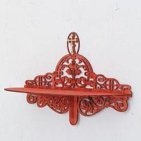 Иконостас № 15, цвет красное дерево, 28х15,5х44,5 см