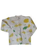 Кофта Clariss микс лимон 74 р