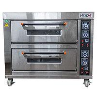 Электрический жарочный шкаф Hoda-7, 2-х секционный 4 листа