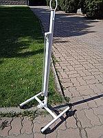 Облучатель. Передвижная одноламповая кварцевая бактерицидная лампа на колёсах